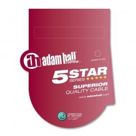 label Adamhall K5MMF serie - Microfoon/Line Kabel Neutrik XLR female naar XLR male 1 tot 20 Meter