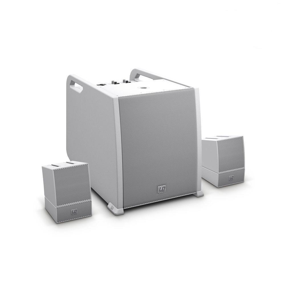 LD Systems CURV 500 AVSW Portable A/V Array Systeem - complete set