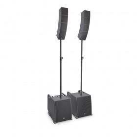 LD Systems CURV 500 PS set schuin voor
