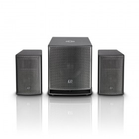 "LD Systems DAVE12 G3 - Compact 12"" Actief PA Systeem"