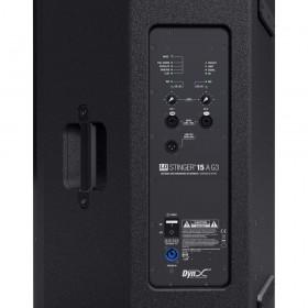 "LD Systems STINGER 15 A G3 Actieve 15"" PA Speaker LDEB152AG3 - aansluitingen en bediening"