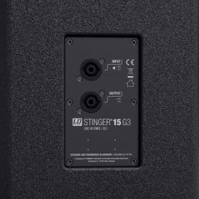 "speakon aansluitingen - LD Systems STINGER 15 G3 Passieve 15"" PA Speaker"