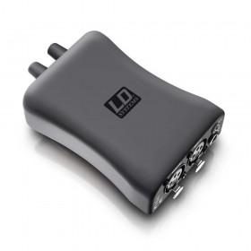 LD Systems HPA1 Versterker voor koptelefoon en bedrade IEM