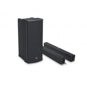 LD Systems MAUI 11 G2 portable kolom PA speaker systeem Zwart - uit elkaar
