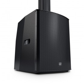 LD Systems MAUI 28 G2 Compact Kolom PA System in Zwart - subwoofer voorzij