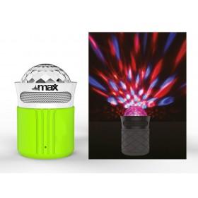 Max MX2 Bluetooth Luidspreker Jelly ball effect