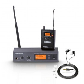 LD Systems MEI 1000 G2 - Draadloos In-Ear Monitoring Systeem