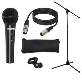LD Systems LDMICSET1 - Beginners microfoon set voor een zanger of zangeres