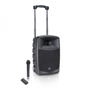 LD Systems Roadbuddy 10 Portable speaker met 1 Microfoon
