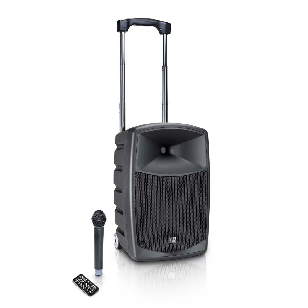 LD Systems Roadbuddy 10 - Portable speaker met Microfoon