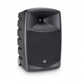 LD Systems Roadbuddy 10 HHD 2 - voorkant