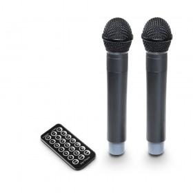LD Systems Roadbuddy 10 HHD 2 - microfoons