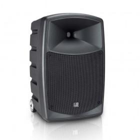 LD Systems Roadbuddy 10 HS - Portable speaker met Headset & Beltpack voorkant
