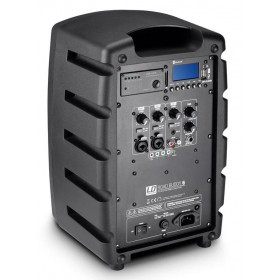 LD Systems ROADBUDDY 6 Portable speaker met Microfoon