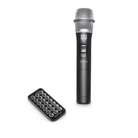 LD Systems ROADBUDDY 6 Portable speaker met uhf microfoon en afstandsbediening ir