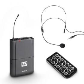 LD Systems ROADBUDDY 6 - Portable speaker met Headset - headset