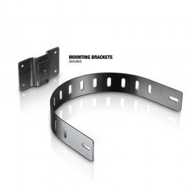 """ophangbeugel meegeleverd bij de LD Systems SAT 62 G2 - 6.5"""" Passieve installatie monitor zwart (2 stuks)"""