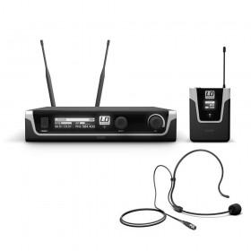 LD Systems U506 BPH Draadloos microfoonsysteem met bodypack en headset