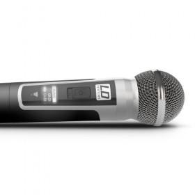 LD Systems U506 HHD Draadloos microfoon systeem draadloze hand zender