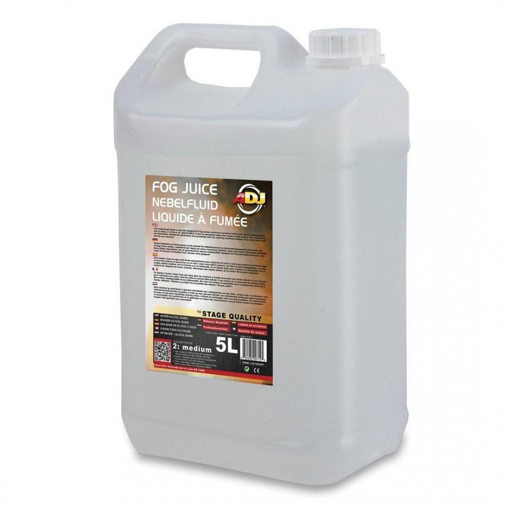 AMERICAN DJ Fog juice 2 Medium - 5 Liter rookvloeistof