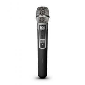 Microfoon - LD Systems U500 HHC draaadloos UHF microfoon systeem