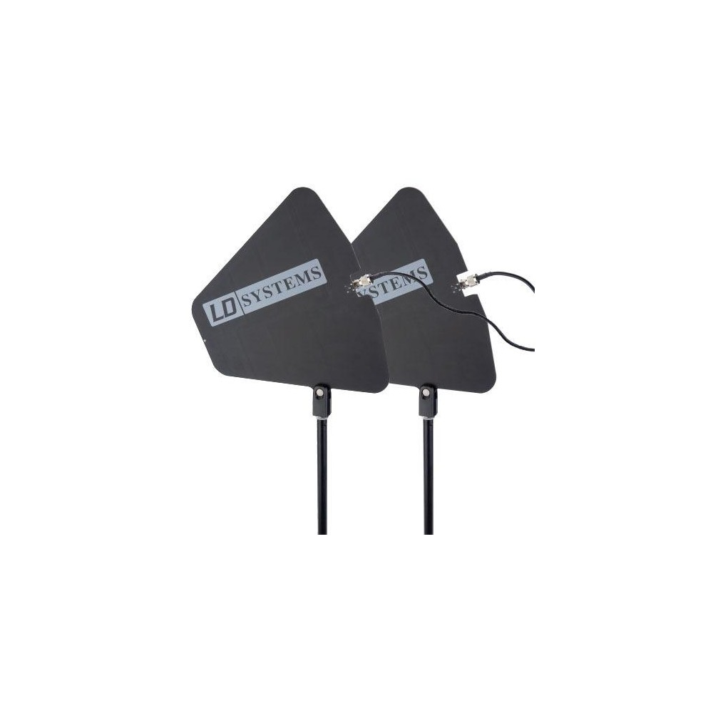 LD Systems WS 100 DA richtings antennes (set van 2 stuks) (WS100DA)