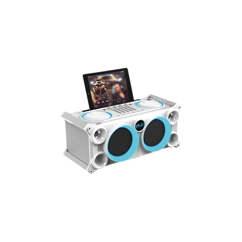 Ibiza Sound SPLBOX200-WH Partyspeaker met Bluetooth