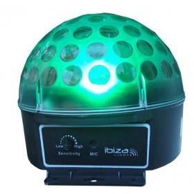 Groen Ibiza Light ASTRO1 RGB LED Bal LICHT EFFECT (oud!)
