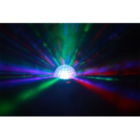 Effect Ibiza Light ASTRO1 RGB LED Bal LICHT EFFECT (Actie!)