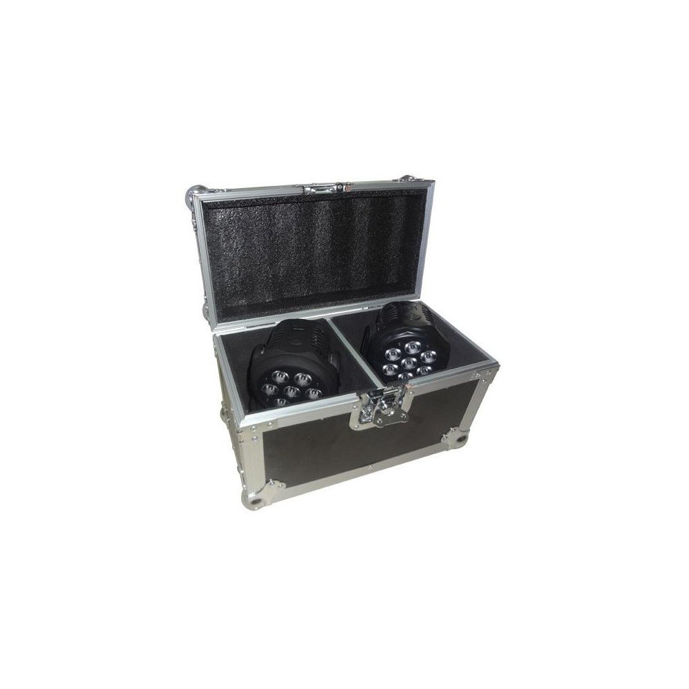 Ibiza Light Lmh350led 2fc Mini Lyre Wash 2x Inclusief Flightcase Kopen
