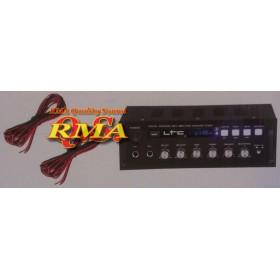 LTC Karaoke-Star4 MKII - All-In-1 Karaoke set - versterker met speaker kabels