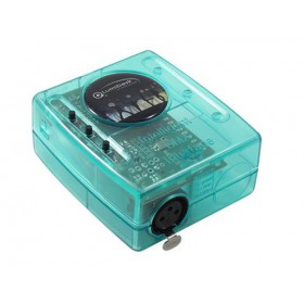 Lumidesk Nano MK2 USB-128 DMX software + interface kasje