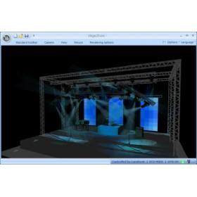 Lumidesk software afbeelding 3d modus