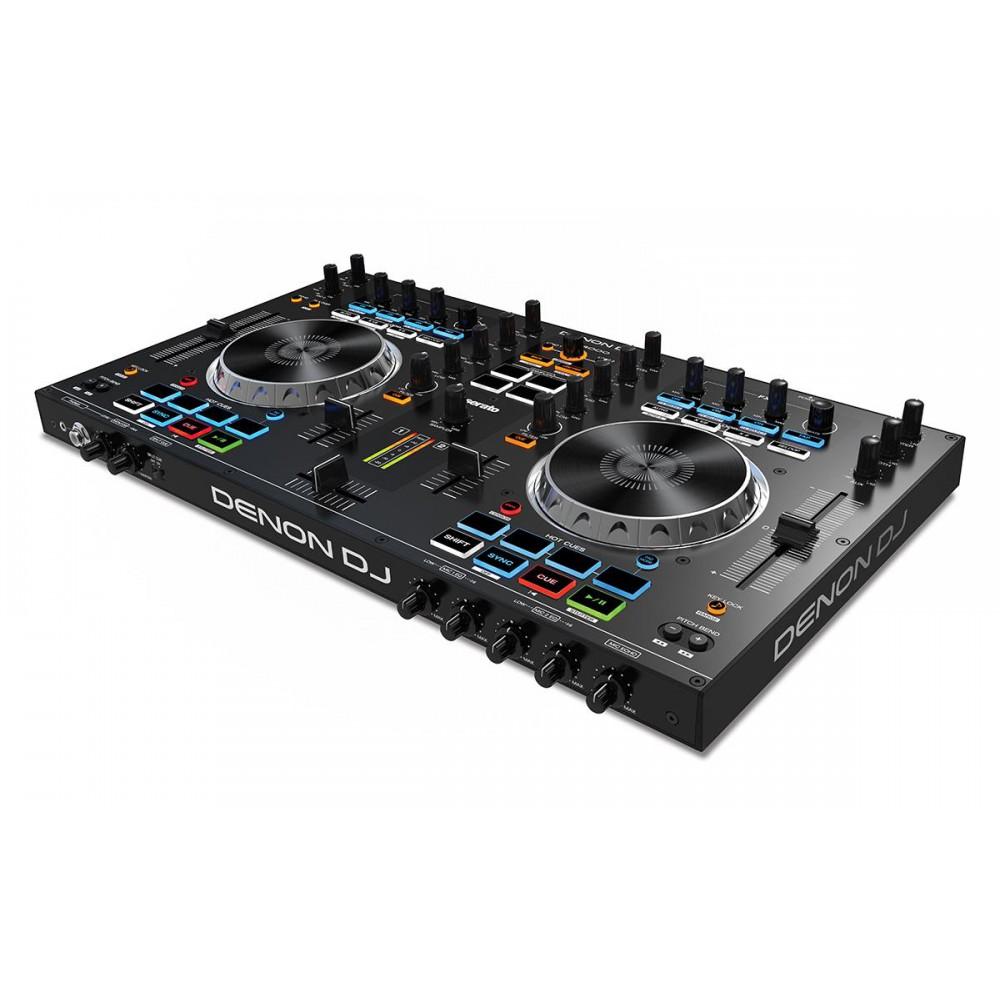 Denon DJ MC4000 2-Decks Serato DJ Controller - overzicht
