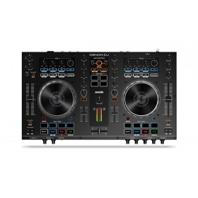 Denon DJ MC4000 2-Decks Serato DJ Controller - bovenaanzicht