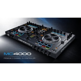 Denon DJ MC4000 2-Decks Serato DJ Controller - folder afbeelding