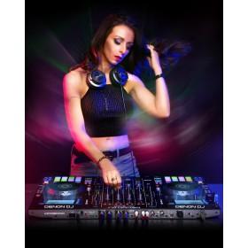 Denon DJ MCX8000 Standalone DJ Controller - gebruiker voorbeeld