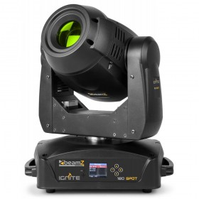 BeamZ Professional IGNITE180 Spot LED Moving Head 180watt
