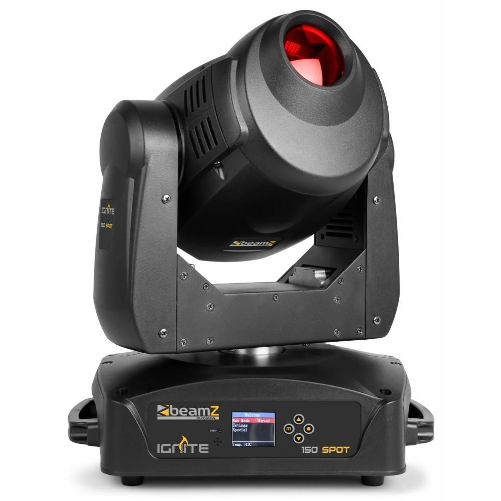 BeamZ Professional IGNITE150 - LED Spot Moving Head 150watt