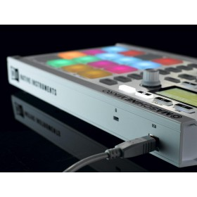 Native Instruments Maschine Mikro MKII Midi controller - wit