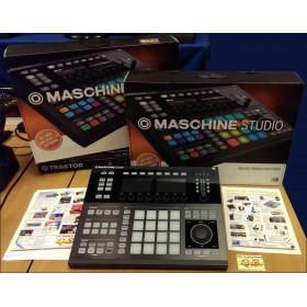 Native Instruments Maschine Studio - uitgepakt met doos