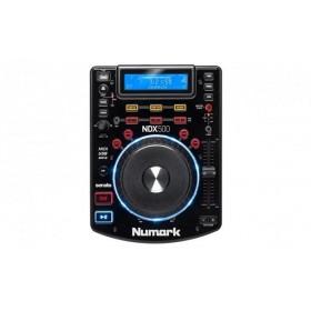 Numark NDX500 USB/CD Media Player en DJ Software Controller - boven klein
