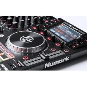 Numark NV II - Digitale DJ Controller voor Serato DJ jog weel en scherm