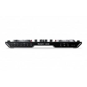 voorkant bediening Numark NS6II - 4-kanaals Premium DJ Controller
