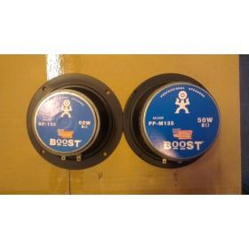 Achtekant OP is OP - PP-M135 - 13cm Woofer 80W Max (p.s.)