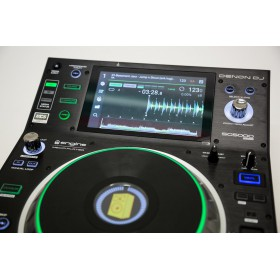 "(Mega actie) Denon DJ SC5000 Prime Professionele DJ Media Player met 7"" Multi-Touch Display"