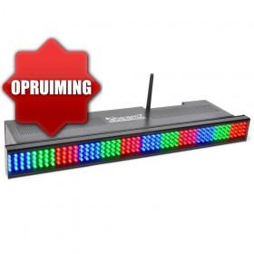BeamZ Professional Wi-Bar 192 RGB LED's Accu 2.4GHz DMX - opruiming