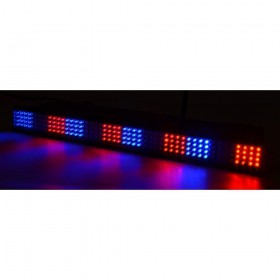 BeamZ Professional Wi-Bar 192 RGB LED's Accu 2.4GHz DMX - aan 1