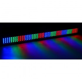 BeamZ Professional Wi-Bar 192 RGB LED's Accu 2.4GHz DMX - aan 2