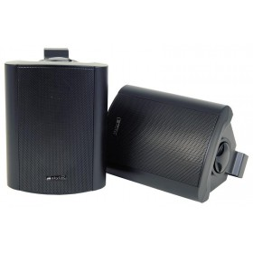 SkyTec ST005AB 2-Weg Actieve speaker 100W - Zwart (Set)